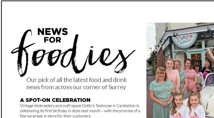 Food News 2017